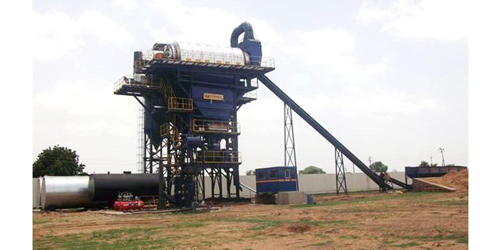Асфальтовый завод Ardent Eco Batch