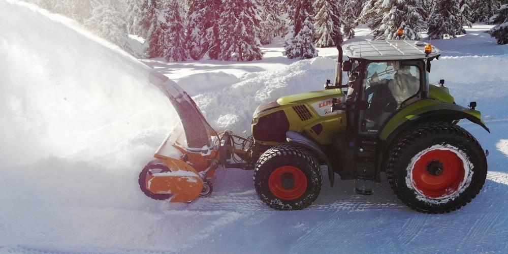 Снегоочистители навесные Epoke Snowline