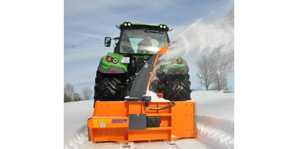 Шнековый снегоочиститель Epoke Snowline 2200-E