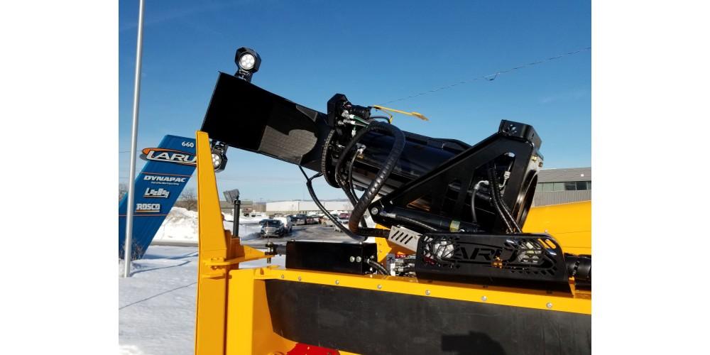 Навесной снегоочиститель Larue D40