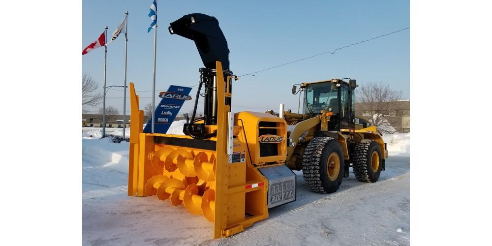 Навесной снегоочиститель Larue D50