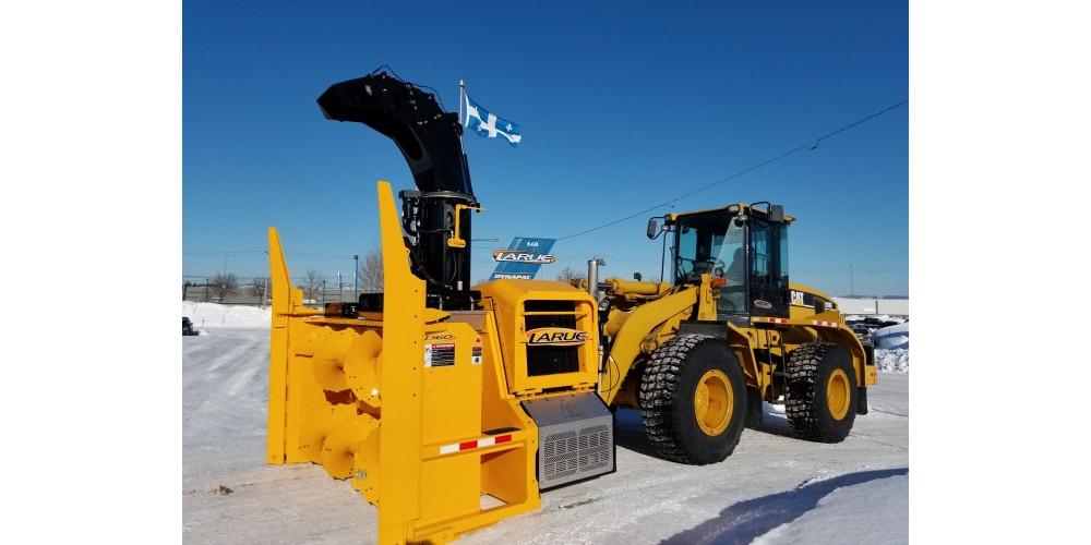 Навесной снегоочиститель Larue D60
