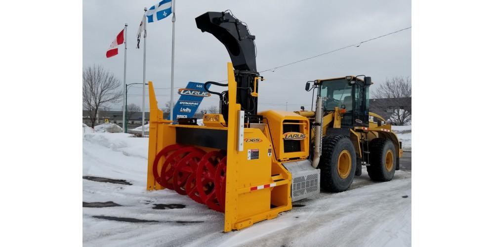 Навесной снегоочиститель Larue D65